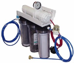 waterfed pole Reverse Osmosis system